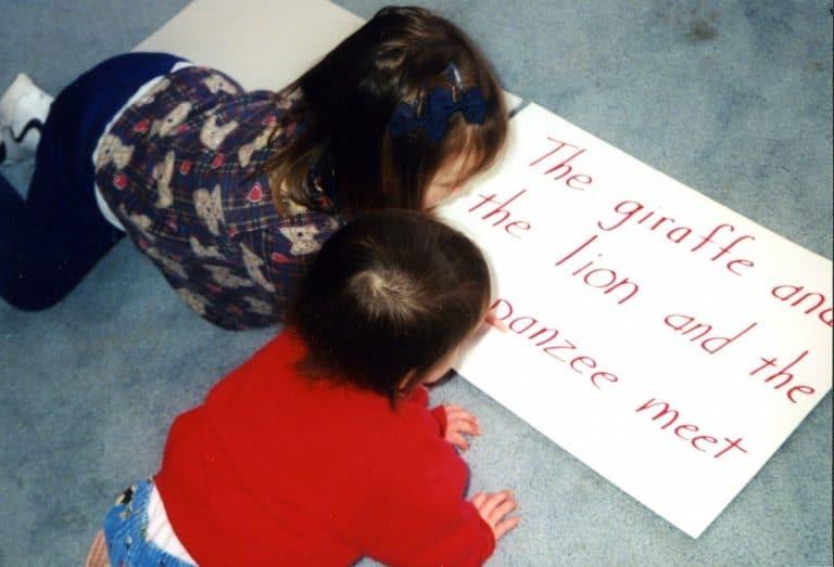 Immunizing our babies against illiteracy