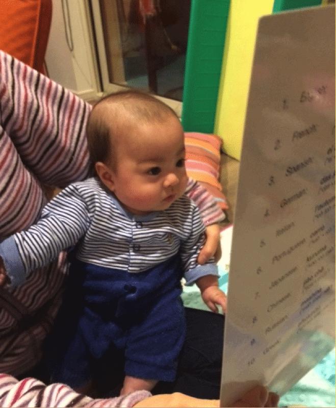 Developmental Delay Premature Babies Visual Stimulation Helps Bits Intelligence