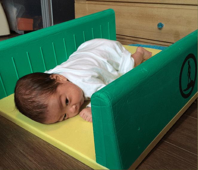 Developmental Delay Premature Babies Crawling Track