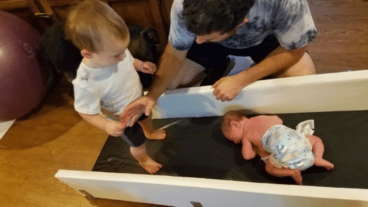 newborn mobility