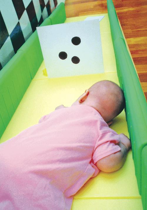 teaching babies math